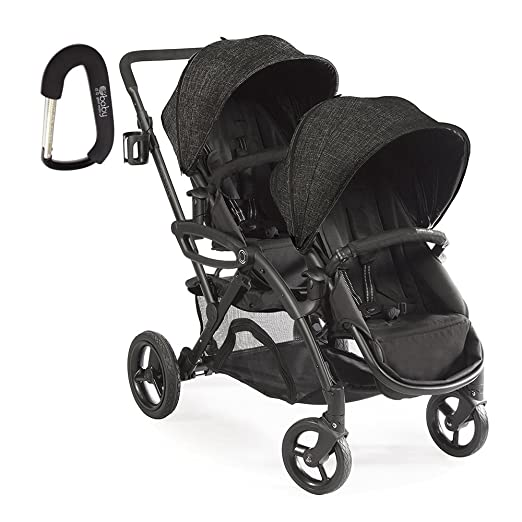 Contours Option Elite Tandem Double Stroller Black Friday Deal 2019