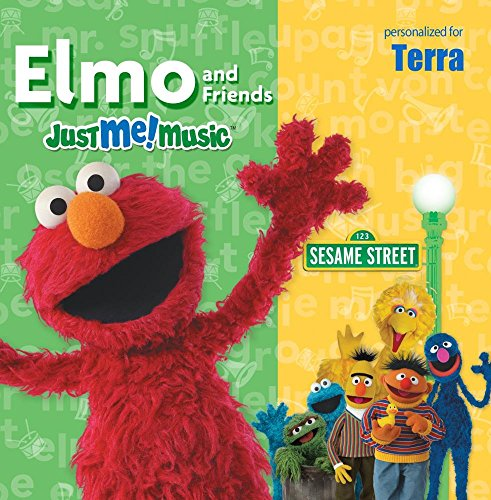 Sing Along With Elmo and Friends: Terra (Terra Cast)
