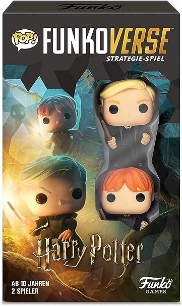 Funko 43497 Harry Potter 101 Funkoverse - Juego de Mesa (2 Personajes): Amazon.es: Juguetes y juegos