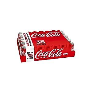 Coca-Cola Cans, 12 oz(35Count)