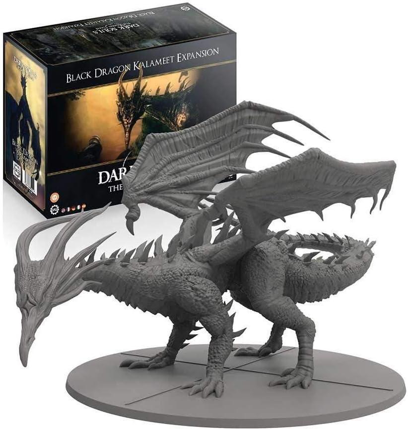 Steamforged Games Dark Souls: The Board Game - Black Dragon ...