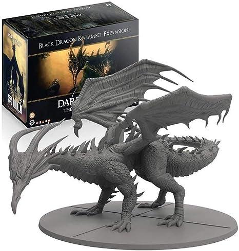 Steamforged Games Dark Souls: The Board Game - Black Dragon Kalameet Expansion: Amazon.es: Juguetes y juegos