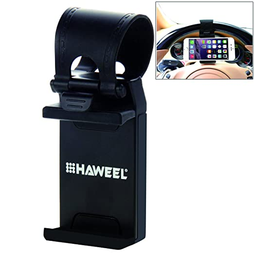 54 opinioni per HAWEEL ® auto volante telefono supporto universale per iPhone 6 & 6 Plus /