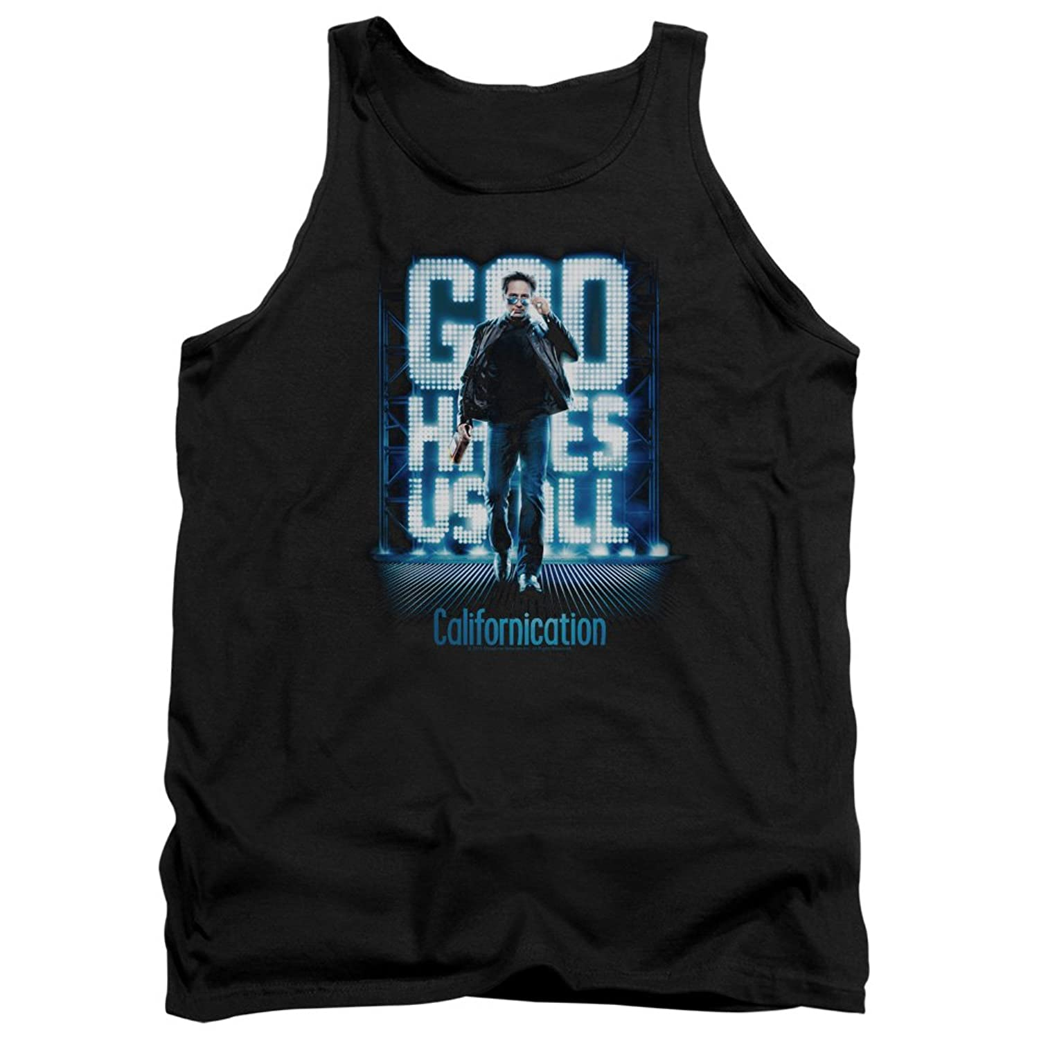 Californication - Mens Hit The Lights Tank Top