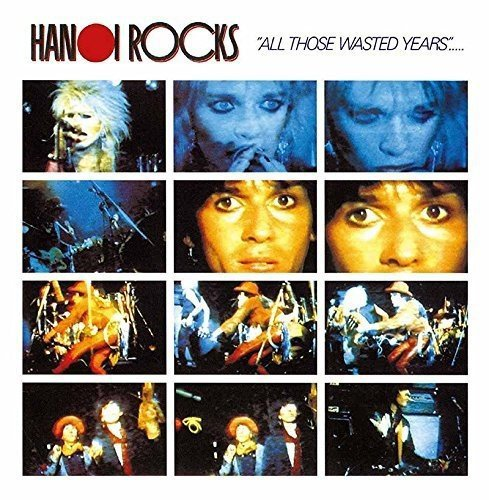 Vinilo : Hanoi Rocks - All Those Wasted Years: Live At The Marquee (United Kingdom - Import, 2PC)