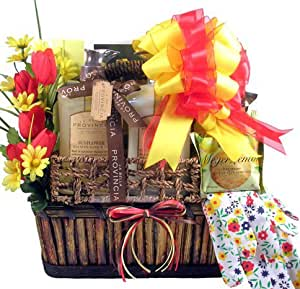 Amazon.com : Gift Basket for Women Who Love Gardening