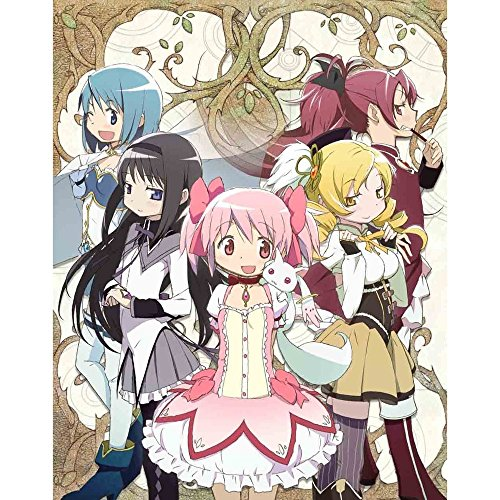 Puella Magi Madoka Magica TV BLURAY Box Set by Aniplex USA