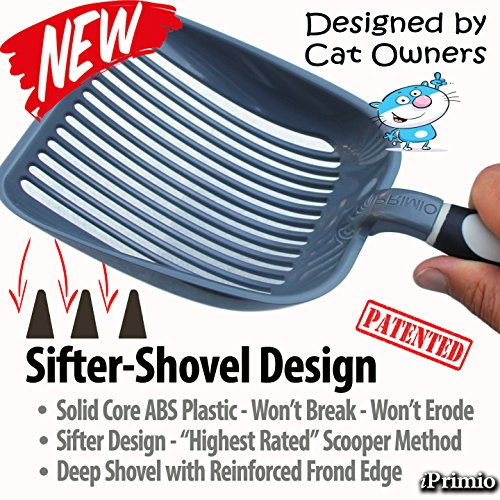 Sifter-w-Deep-Shovel-Litter-Scoop-Designed-by-Cat-Owners-Durable-ABS-Plastic-Litter-Scoop-Scooper-Solid-Strong-Handle-By-iPrimio-Patented