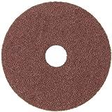 3M Fibre Disc 381C, Aluminum Oxide, 4-1/2'' Diameter, 36 Grit (Pack of 25)
