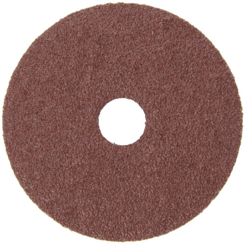 3M Fibre Disc 381C, Aluminum Oxide, 4-1/2