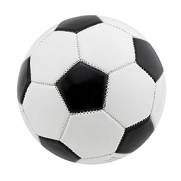 perfk Heavy Duty Soccer Ball Size 4 Classics Balón De Fútbol ...