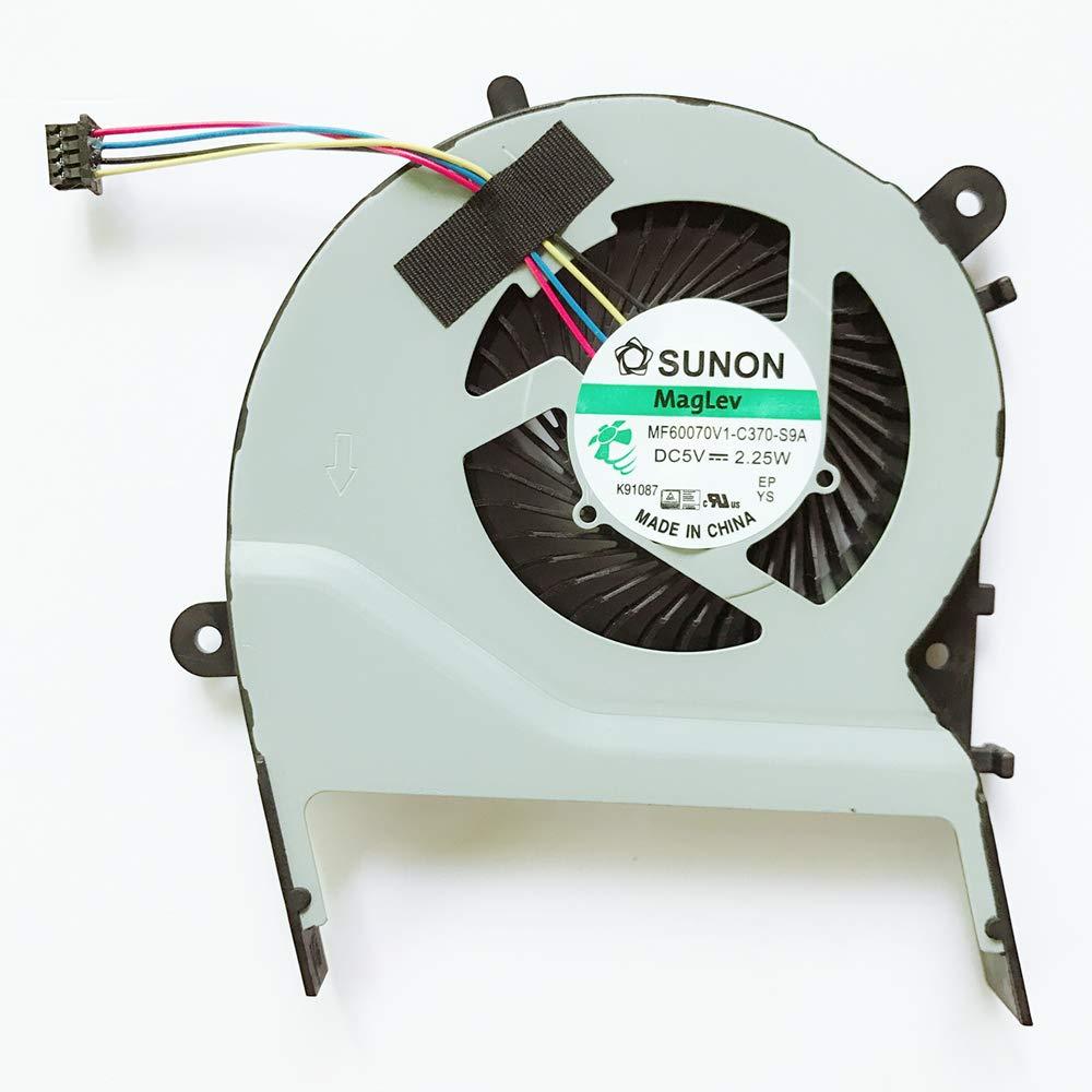 Ventilador CPU ASUS W519L W419L W419LD F455LD X454w R454L Y583 Y
