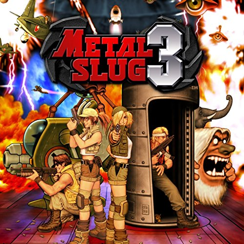 Metal Slug 3 - PS4/PS3/PS Vita (Cross-Buy) [Digital Code] (Metal Ps3)