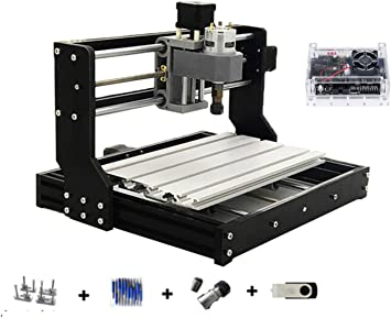 CNC3018 PRO DIY CNC Router Kit 2-in-1 Engraving Machine GRBL Control 3Axis H9V5