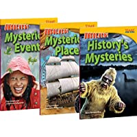 Museum Tour Time for Kids Unsolved Mysteries Bundle