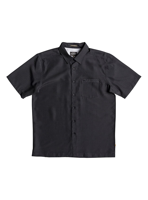 Quiksilver Mens Centinela 4 Button Down Shirt