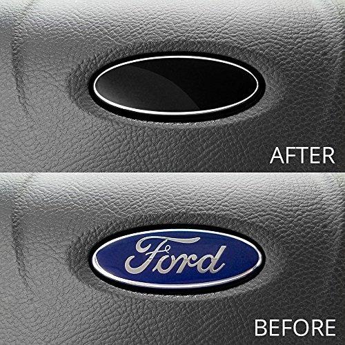 Ford Steering Wheel Emblem Decals - Set of 3 ()