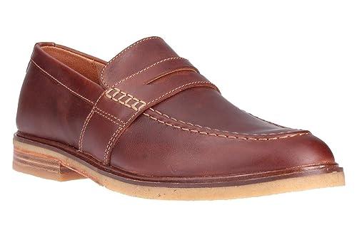 Clarks Clarkdale Flow, Mocasines para Hombre: Amazon.es: Zapatos y complementos