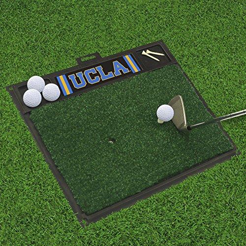 FANMATS NCAA UCLA Bruins University of California-Los Angeles (UCLA) Golf Hitting Mat, Team Color, One Size
