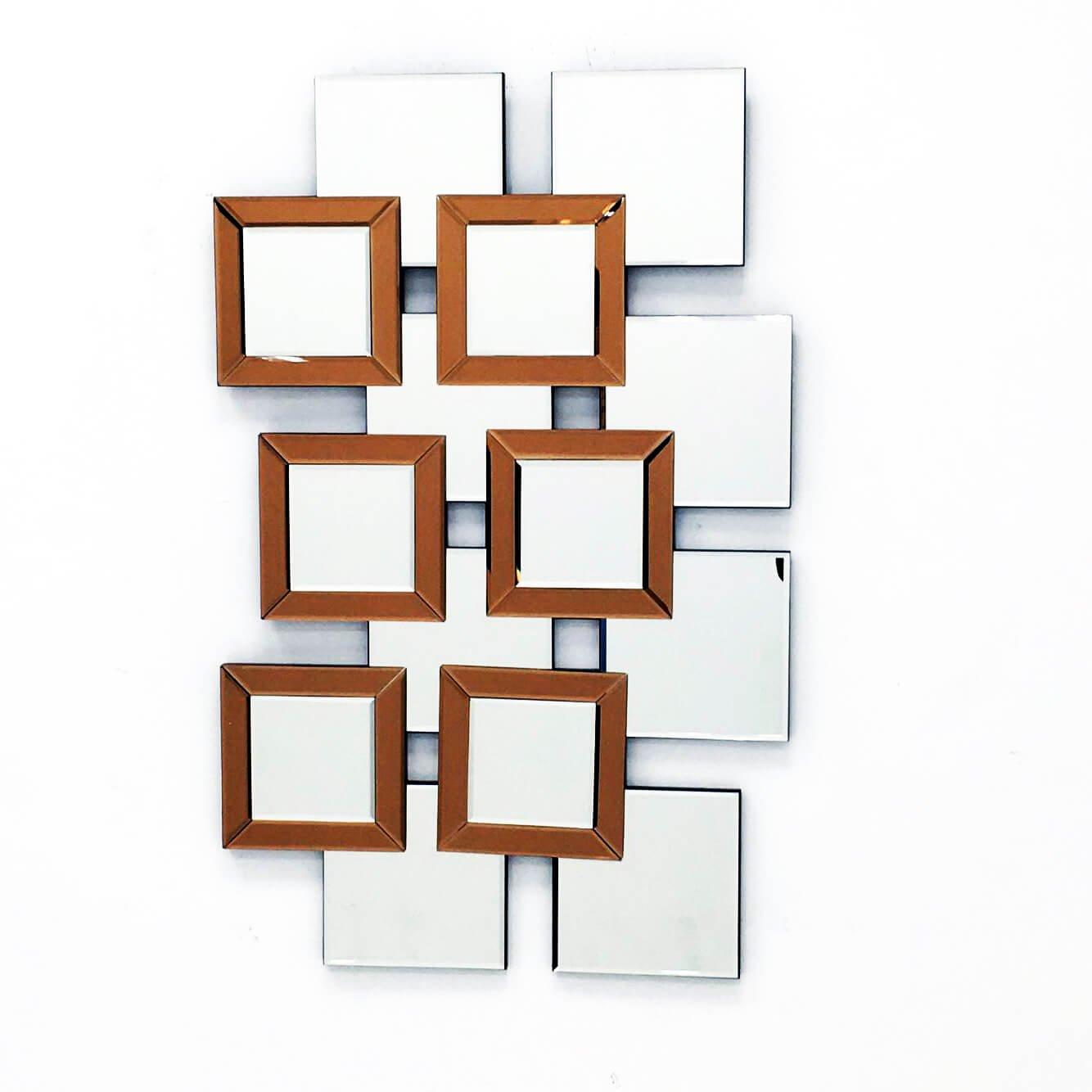 Fab Glass and Mirror FAB-WSTC002 Decorative Sunburst, Bathroom Wall Mirrors, 14 X 37.5 by Fab Glass and Mirror