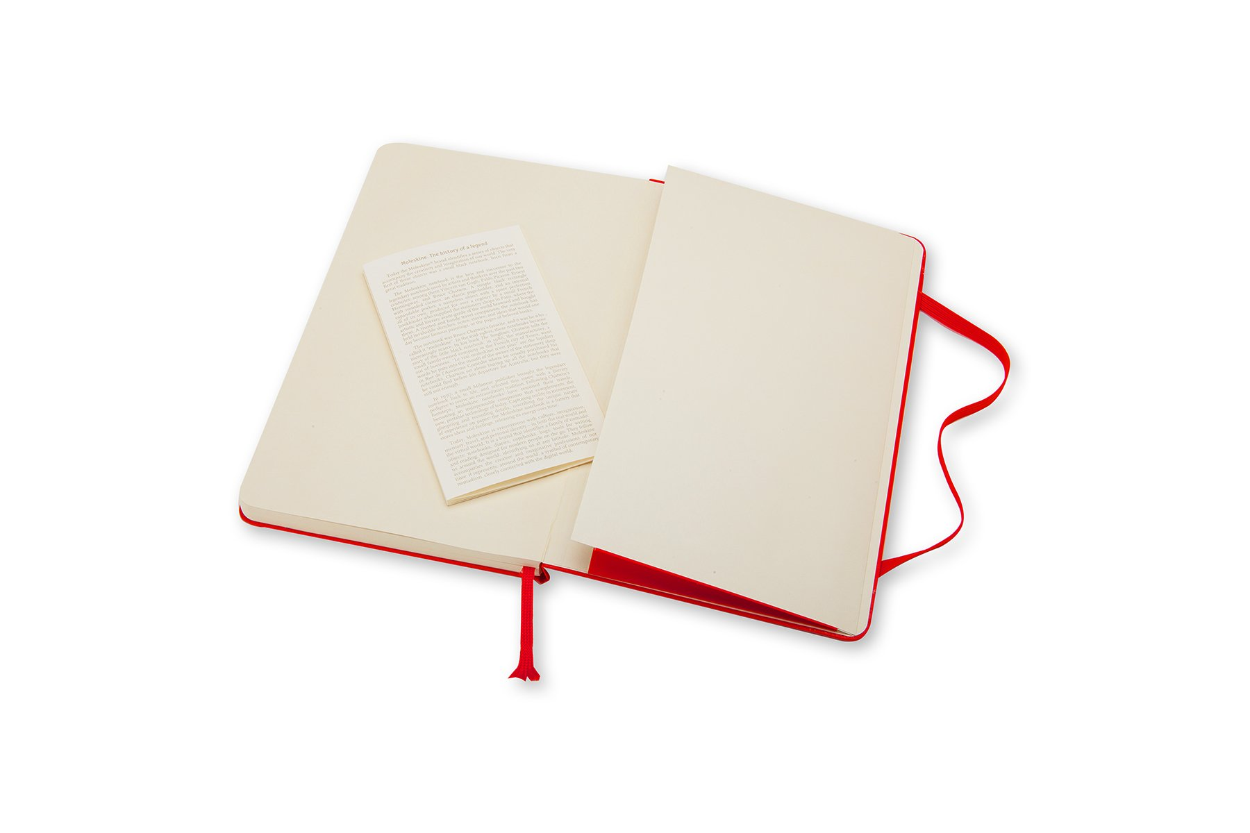 Moleskine Classic Notebook, Pocket, Ruled, Red, Hard Cover (35 X 55)  (classic Notebooks): Moleskine: 9788862930000: Amazon: Books