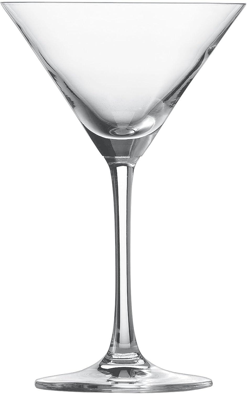 Glas Schott Zwiesel 111231 Martiniglas 6 Einheiten transparent