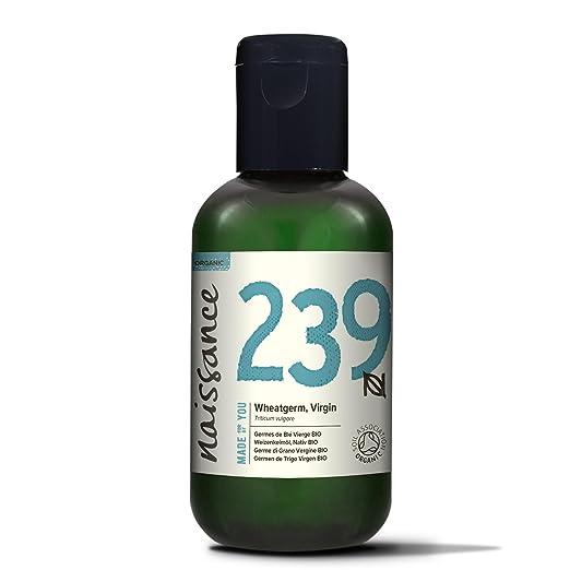 Naissance Weizenkeimöl nativ und BIO zertifiziert