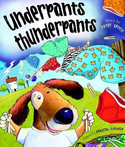 Underpants Thunderpants ebook