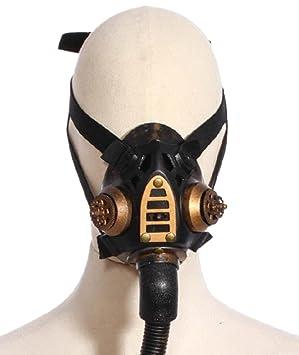 Máscara de Fiesta de Halloween para Hombres y Mujeres de la Familia Punk