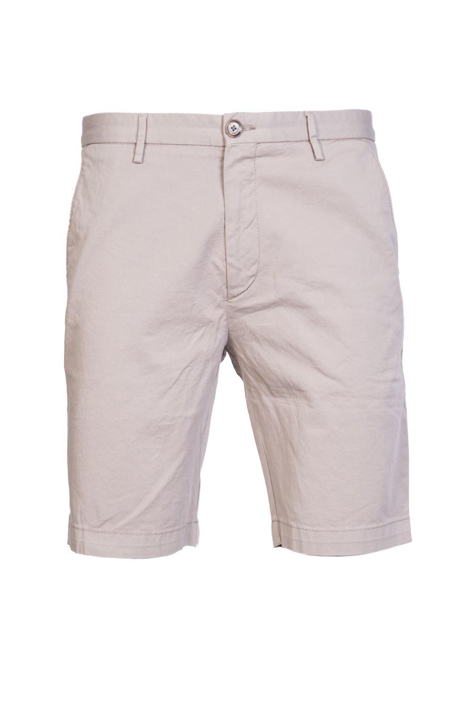 HUGO BOSS Mens Shorts Rice Short 3-D 50325938 Size 46 Beige