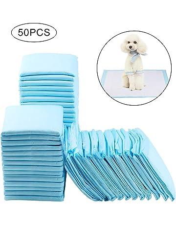 de r/ápida absorci/ón Lavables Almohadillas de Entrenamiento para Cachorros y Perros Reutilizables chengsan Impermeables