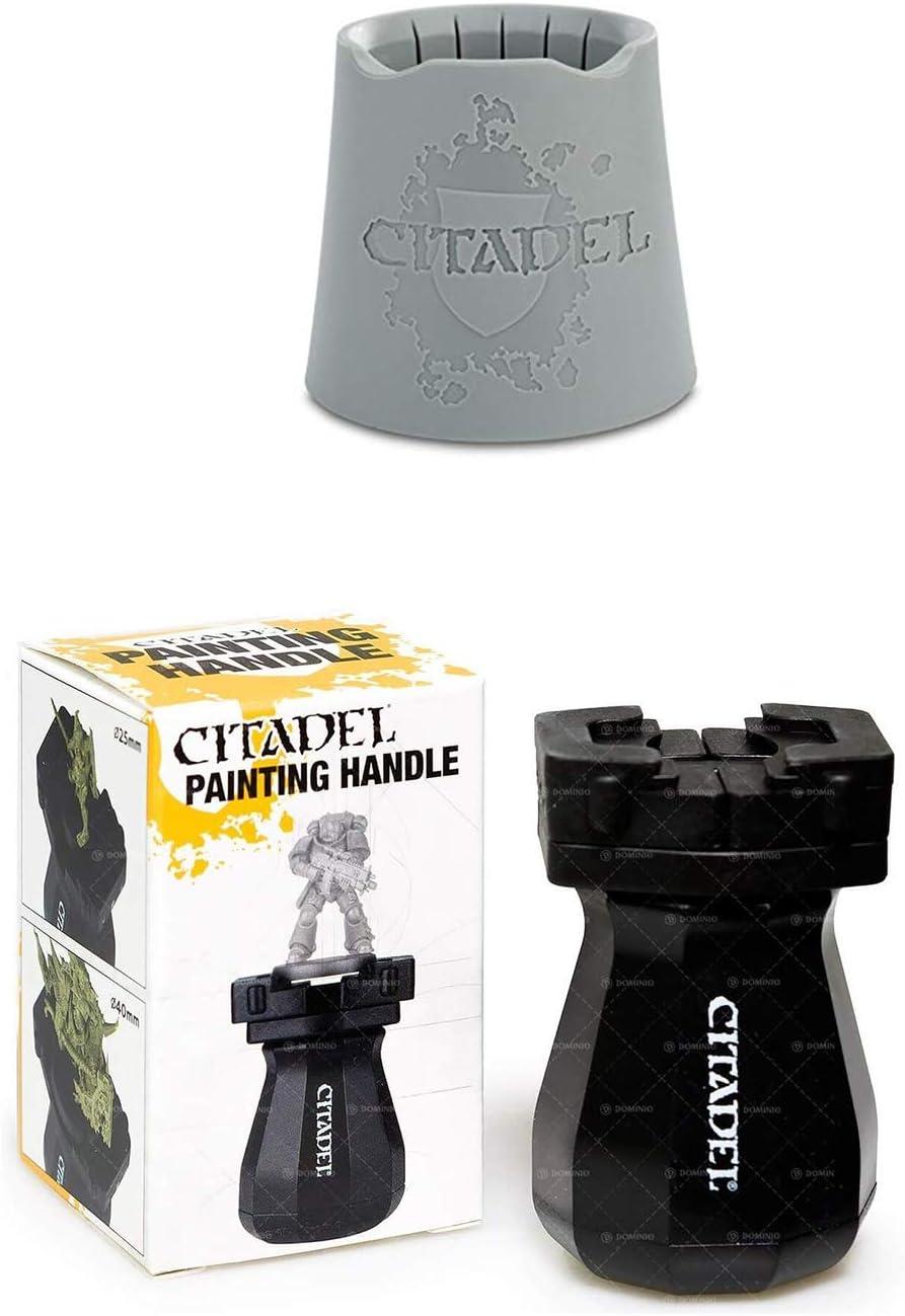 Warhammer 40K Citadel - Mango de pintura: Amazon.es: Bricolaje y herramientas
