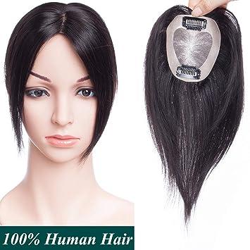 6\'/15cm Extension a Clip Cheveux Humains