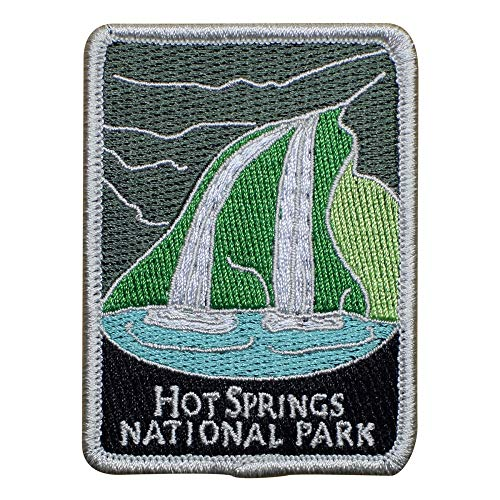 Hot Springs National Park Patch