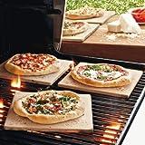 Sur La Table Pizza Stones PC9483, Set of 6, Natural