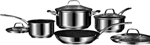 Starfrit 030203-001-0000 Cookware Sets, Normal, Silver