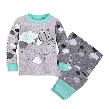8036b7655a25a Amazon.com: Disney Dumbo PJ PALS Set for Baby Size 9-12 MO: Baby