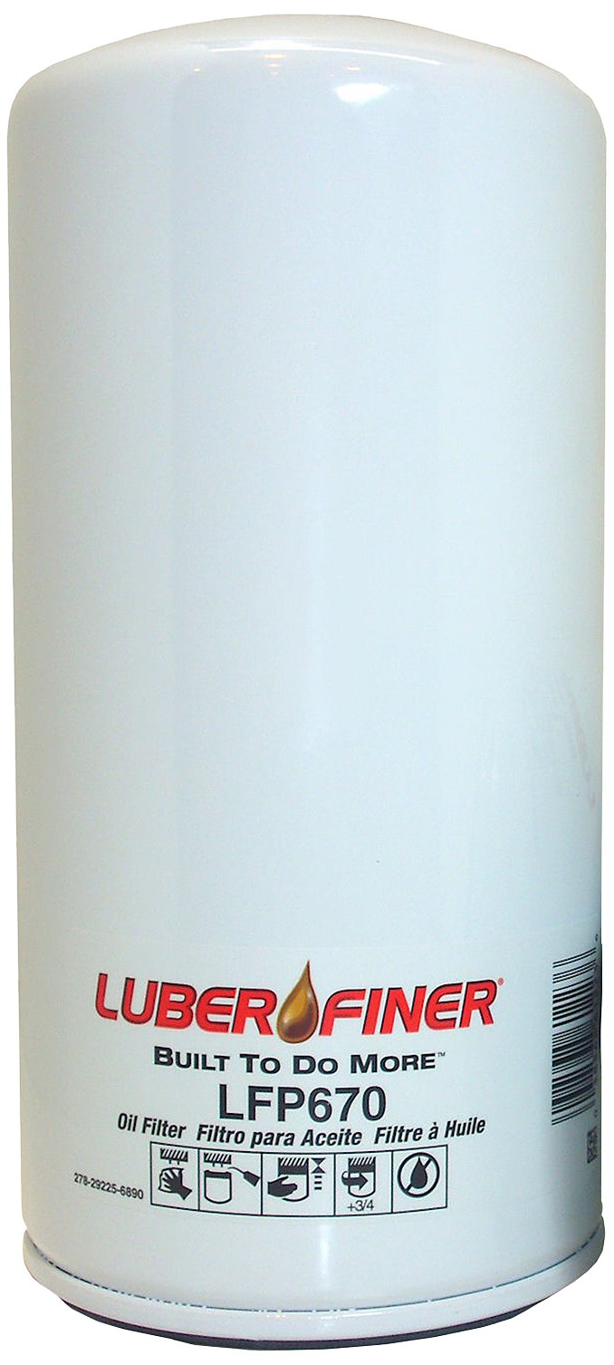 Luber-finer LFP670 1 Pack Automotive Accessories