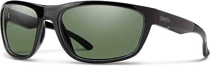 Smith Optics Redding ChromaPop - anteojos de sol polarizadas, color negro y verde: Amazon.com.mx: Deportes y Aire Libre