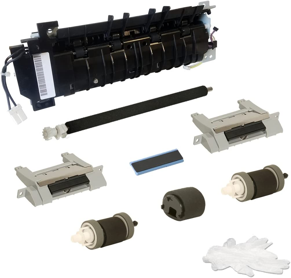 B079P5N4C3 Altru Print Q7812-67905-DLX-AP (Q7812-67903) Deluxe Maintenance Kit for HP Laserjet P3005 / M3027 / M3035 (110V) Includes RM1-3740 Fuser and Additional Rollers for Tray 3 61fkD6yPwaL.SL1200_