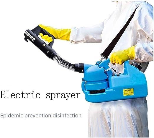 HRSS Nebulizador pulverizador eléctrico automático Jardín ...
