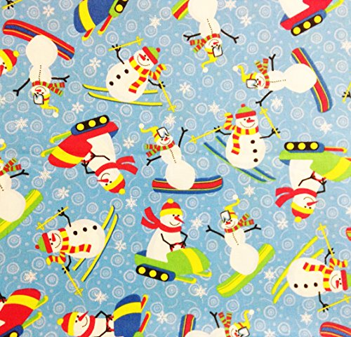 Snowman Sewing -