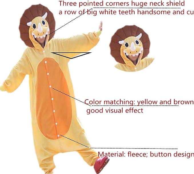 dressfan Tier Jumpsuit Grey Fox Erwachsene Pyjamas Unisex Polar Fleece Cosplay Kost/üm