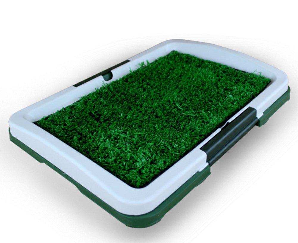 Dog Toilet Indoor Grass Potty Training 3 Layer Mat