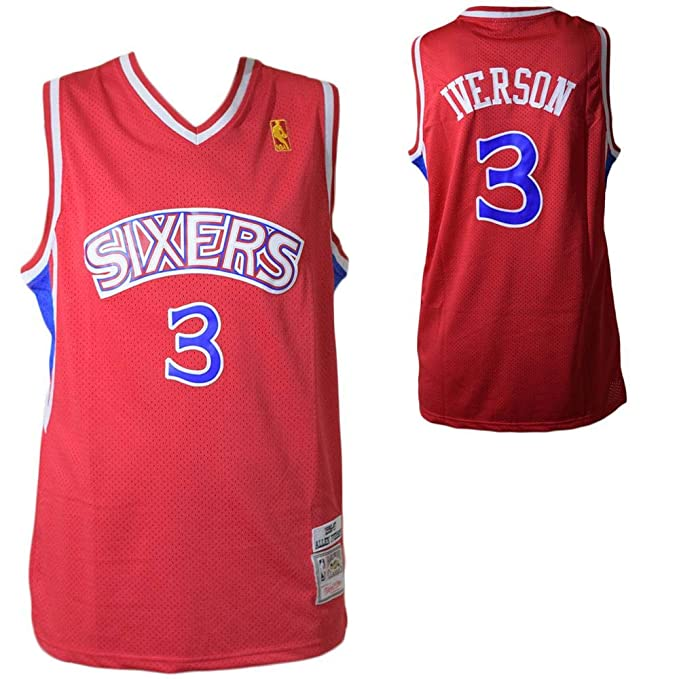 Mitchell & Ness Maillot Philadelphia 76ers Allen Iverson #3