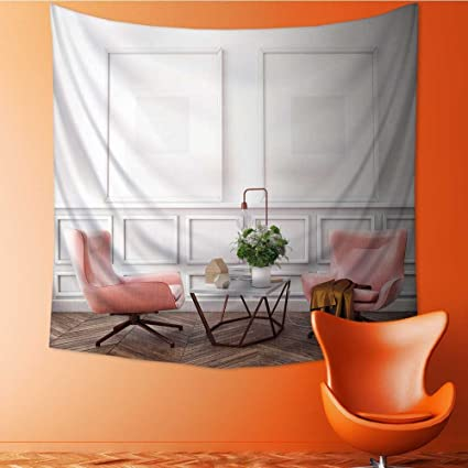 Amazon.com: Muyindo Elastic Fabric Tapestry,mock up poster with ...