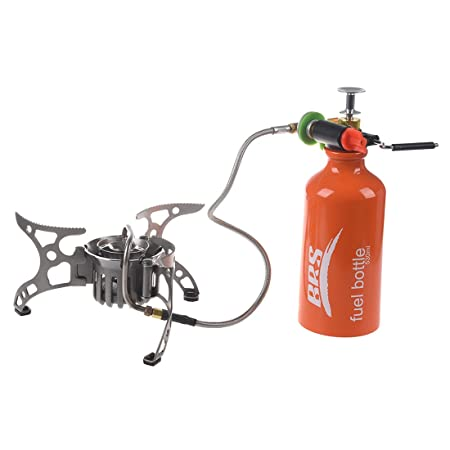 TOOGOO R Outdoor Camping Multi-fuel Stove Backpacking Cookware Cooking Burner Picnic Stove Oil Gas Furnace for camping,hiking