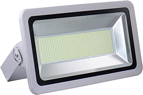 500W LED Flood Light Outdoor Landscape Security Lamp Cool White Spotlights 110V