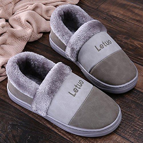 Pantofole Da Uomo Infradito Per Uomo Ciabatte Invernali Invernali