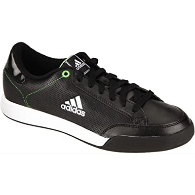 Adidas Herren Sportschuhe Tennisschuhe Mens Trainers Oracle Logo Tennis Shoes Training Sneakers Black UK Sizes...